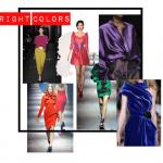 Trend najaar: heldere kleuren