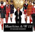 Serie Trends F/W 13-14: Tartans