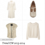 Trend F/W 13-14: Color Ecru