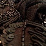 Zwart borduurwerk: een klassieker