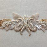 Broderie d'art: verzameling technieken Haute Couture borduurwerk