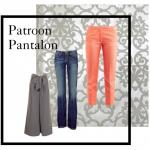 Patroon Pantalon