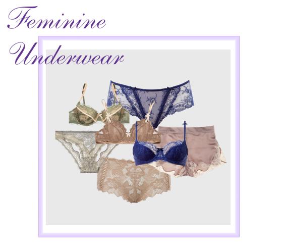 Feminine Underwear
