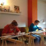 Basiscursus Broderie d'Art- borduurframe opspannen