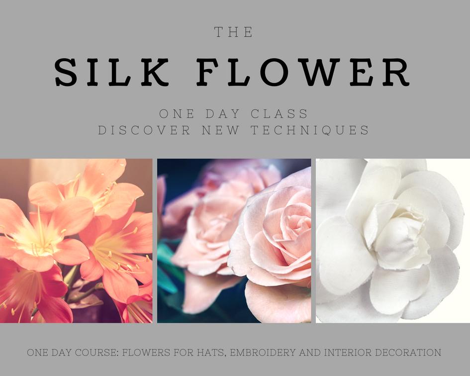 Making Silk Flowers