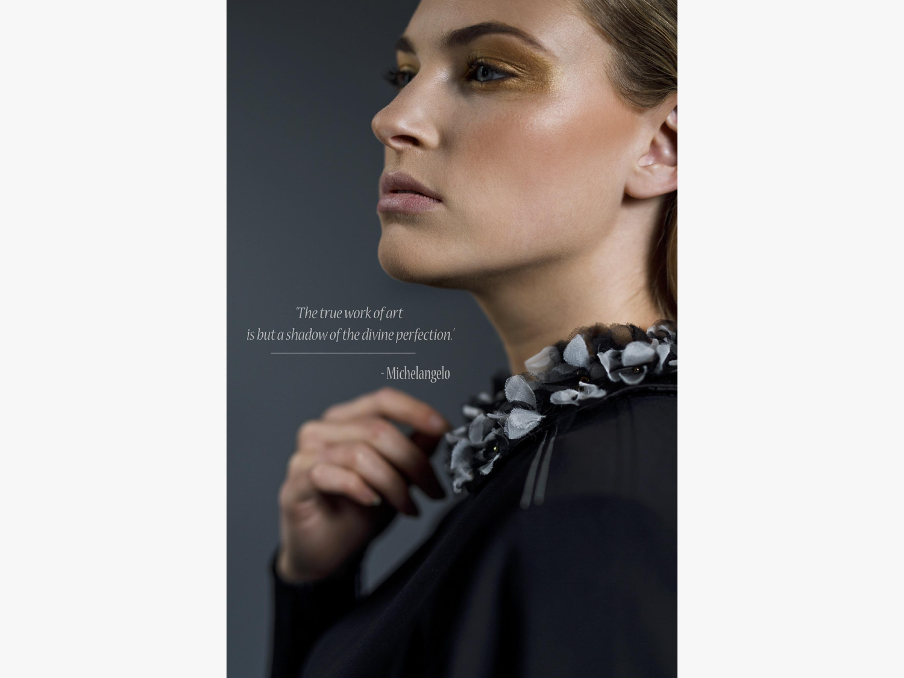 Fotoshoot Rianne Groot-Roessink, Charlotte Straalman, Robbin van Turnhout, Saskia ter Welle